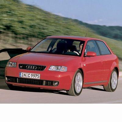 Autó izzók halogén izzóval szerelt Audi S3 (1999-2003)-hoz