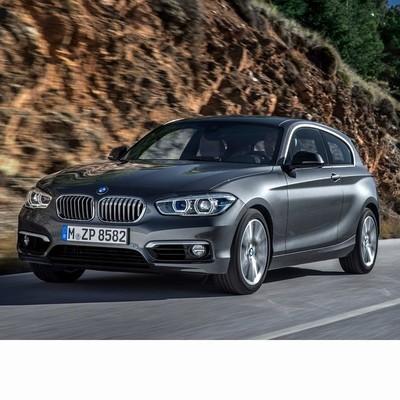 Autó izzók a 2015 utáni halogén izzóval szerelt BMW 1 (F21)-hez