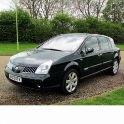 Autó izzók xenon izzóval szerelt Renault Vel Satis (2002-2005)-hoz
