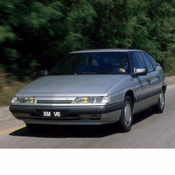 Autó izzók halogén izzóval szerelt Citroen XM (1989-1994)-hez
