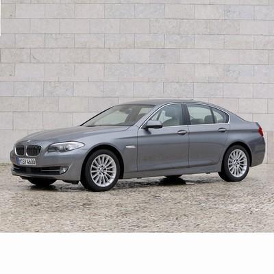 Autó izzók bi-xenon fényszóróval szerelt BMW 5 (2010-2014)-höz