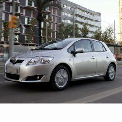 Autó izzók xenon izzóval szerelt Toyota Auris (2007-2009)-hoz