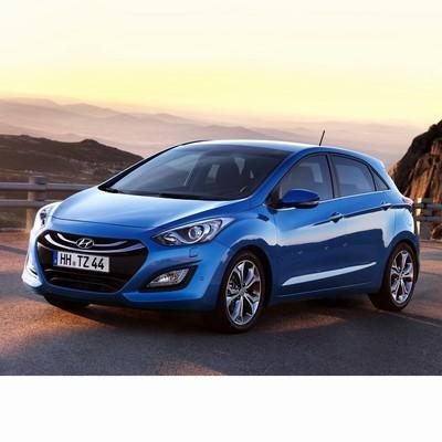 Autó izzók halogén izzóval szerelt Hyundai i30 (2012-2015)-hoz