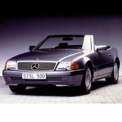 Autó izzók xenon izzóval szerelt Mercedes SL (1989-2002)-hez