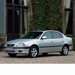 Autó izzók halogén izzóval szerelt Toyota Avensis Sedan (1997-2003)-hoz
