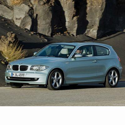 Autó izzók halogén izzóval szerelt BMW 1 (2007-2011)-hez