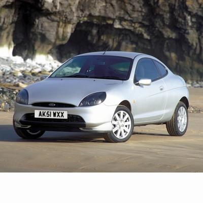 Autó izzók halogén izzóval szerelt Ford Puma (1998-2002)-hoz