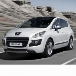 For Peugeot 3008 (2008-2012) with Halogen Lamps