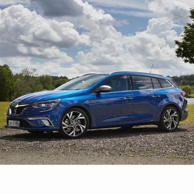 Renault Megane Kombi (2016-) autó izzó