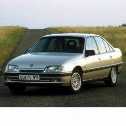 Autó izzók halogén izzóval szerelt Opel Omega A (1986-1994)-hoz