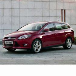 Autó izzók a 2011 utáni halogén izzóval szerelt Ford Focus Kombi-hoz