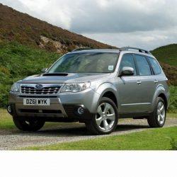 Autó izzók xenon izzóval szerelt Subaru Forester (2008-2013)-hez