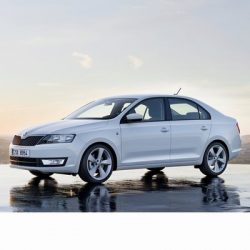 For Skoda Rapid after 2012 with Halogen Lamps