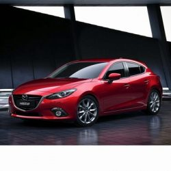 Mazda 3 (2013-) autó izzó