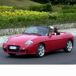 For Fiat Barchetta (1995-2005) with Halogen Lamps