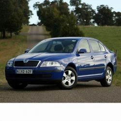 For Skoda Octavia (2004-2008) with Halogen Lamps