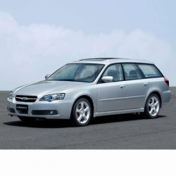 Autó izzók halogén izzóval szerelt Subaru Legacy Kombi (2003-2006)-hoz