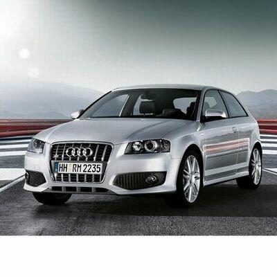 Autó izzók halogén izzóval szerelt Audi S3 (2006-2008)-hoz