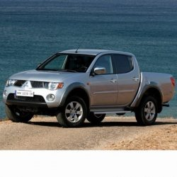 For Mitsubishi L200 after 2005 with Halogen Lamps