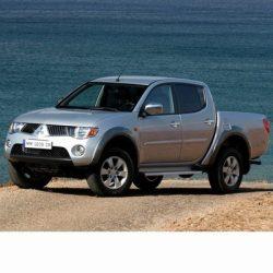 Autó izzók halogén izzóval szerelt Mitsubishi L200 (2005-2015)-hoz