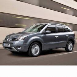 Autó izzók a 2007 utáni halogén izzóval szerelt Renault Koleos-hoz