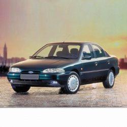 Ford Mondeo Sedan (1992-1996) autó izzó
