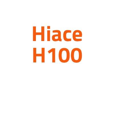 Toyota Hiace H100 autó izzó