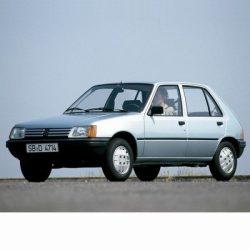 Autó izzók halogén izzóval szerelt Peugeot 205 (1983-1998)-höz
