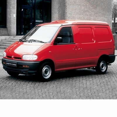 Autó izzók halogén izzóval szerelt Nissan Vanette (1991-2002)-hez