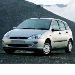 Autó izzók halogén izzóval szerelt Ford Focus (1998-2001)-hoz