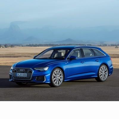 Autó izzók a 2018 utáni LED-es fényszóróval szerelt Audi A6 Avant (C8)-hoz