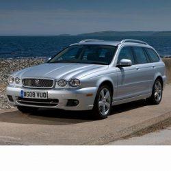 Autó izzók xenon izzóval szerelt Jaguar X-Type Kombi (2003-2009)-hoz
