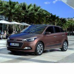 Hyundai i20 (2014-) autó izzó