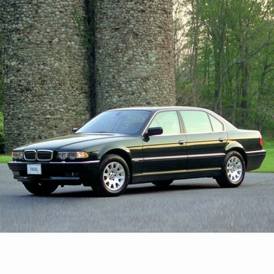 BMW 7 (E38) 1994 autó izzó