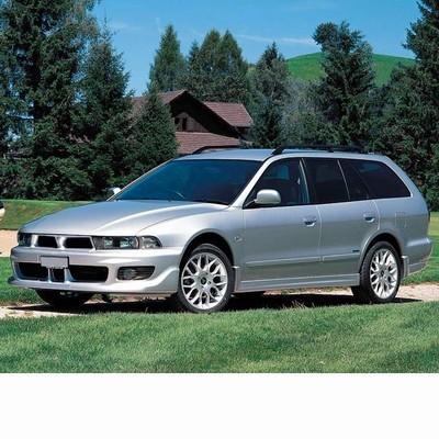 Autó izzók halogén izzóval szerelt Mitsubishi Galant Kombi (1996-2004)-hoz
