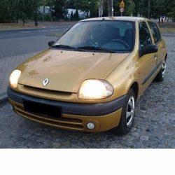 Autó izzók halogén izzóval szerelt Renault Clio (1998-2005)-hoz