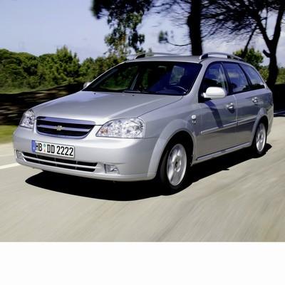 Autó izzók halogén izzóval szerelt Chevrolet Lacetti Kombi (2004-2008)-hoz