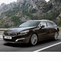 Autó izzók a 2014 utáni halogén izzóval szerelt Peugeot 508 Kombi-hoz