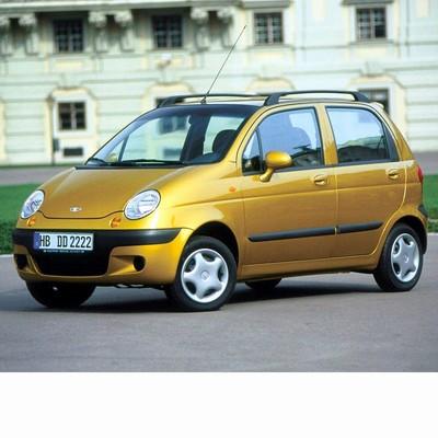 Autó izzók halogén izzóval szerelt Daewoo Matiz (2002-2004)-hoz