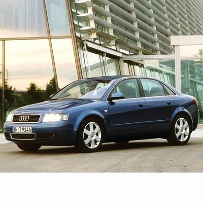 Autó izzók halogén izzóval szerelt Audi A4 (2001-2005)-hez