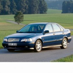 For Volvo S40 (1995-2004) with Halogen Lamps