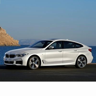 BMW 6 Gran Turismo (G32) 2017 autó izzó
