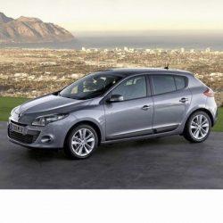 Autó izzók a 2008 utáni halogén izzóval szerelt Renault Megane-hoz