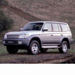 Toyota Land Cruiser (1995-2002) autó izzó