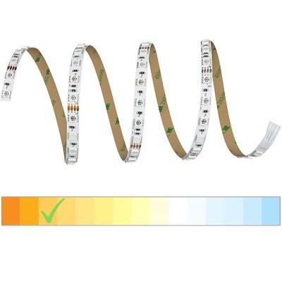 Meleg fehér LED szalag