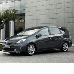 Autó izzók a 2011 utáni ledes fényszóróval szerelt  Toyota Prius Plus-hoz