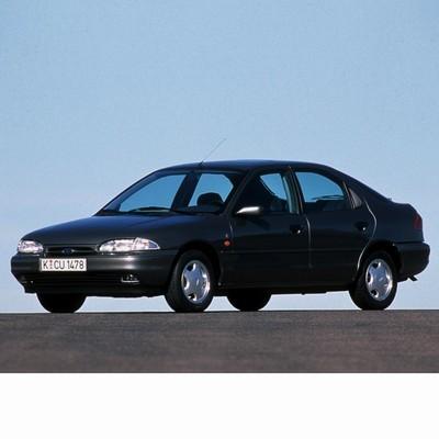 Autó izzók halogén izzóval szerelt Ford Mondeo (1992-1996)-hoz