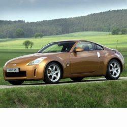 Autó izzók xenon izzóval szerelt Nissan 350Z (2002-2009)-hez