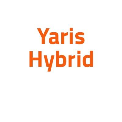 Toyota Yaris Hybrid autó izzó