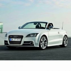 For Audi TT Roadster (2012-2014) with Bi-Xenon Lamps